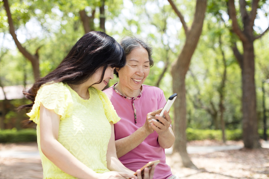 Five Tips to Help Your Parents with Technology